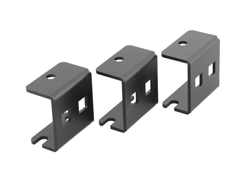 Universal Accessory Side Mounting Brackets For Slimline II Roof Rack - by Front Runner Outfitters