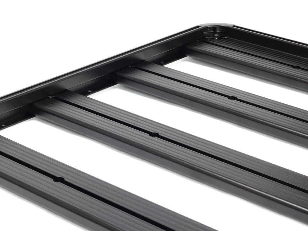 rack tray of Front Runner Slimline II Roof Rack For Mitsubishi PAJERO SWB 2006-Current