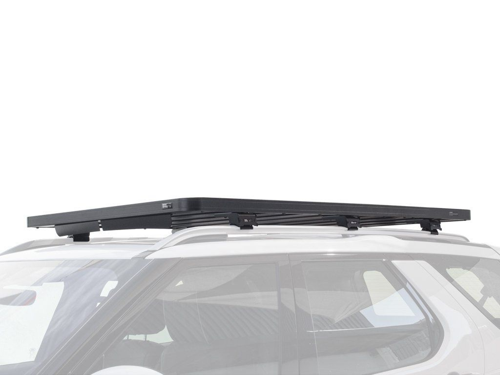 Front Runner Slimline II Grab-On Roof Rack Kit For Audi Q7 (2010-2016)