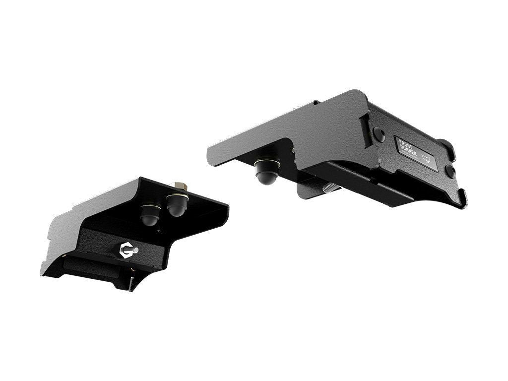 brackets for Front Runner Slimline II Grab-On Roof Rack Kit For Audi Q7 (2010-2016)