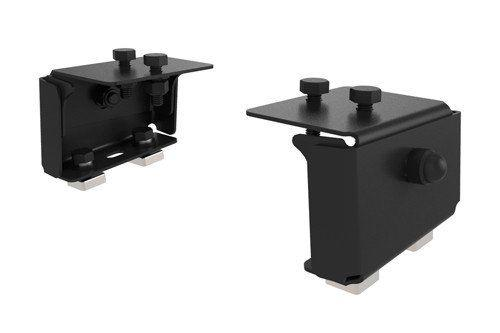 brackets for Slimline II Roof Rack Kit Tall Version For Hummer H3 - by Front Runner Outfitters