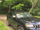 Slimline II Roof Rack Kit For Jeep GRAND CHEROKEE WK2 (2011-Current) - No Drilling Required - by Front Runner Outfitters