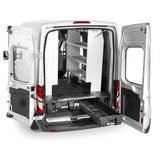 Decked Storage System For Ford Transit Van MWB 2014+