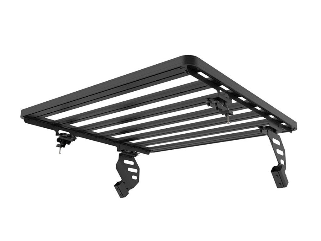Slimline II Roof Rack Kit For Jeep WRANGLER JKU 4-Door (2007-Current) - by Front Runner Outfitters