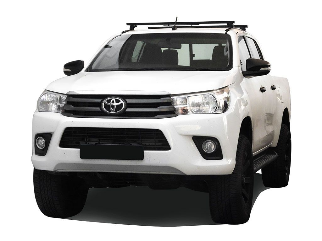Front Runner Load Bar Kit / Track And Feet For Toyota HILUX REVO DC 2016-Current