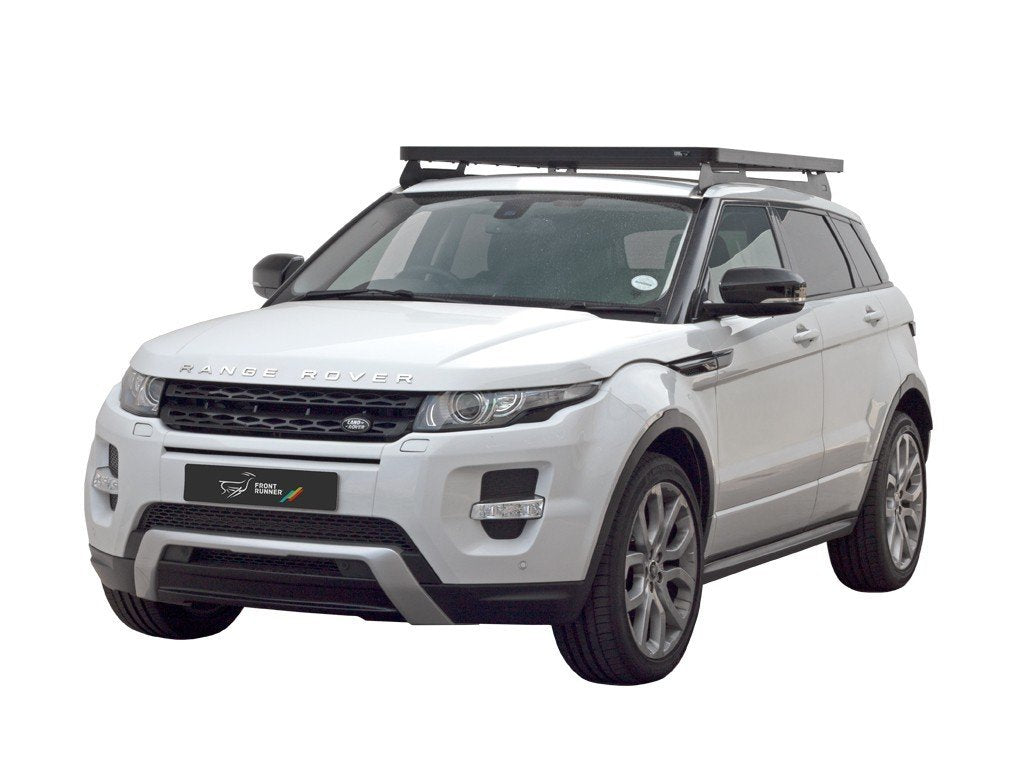 Slimline II Roof Rack Kit For Land Rover Range Rover EVOQUE - No Drilling Required - by Front Runner Outfitters