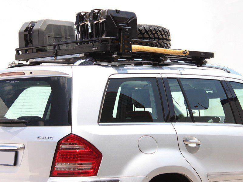 Slimline II Roof Rack Kit For Mercedes Benz G CLASS GL - by Front Runner Outfitters