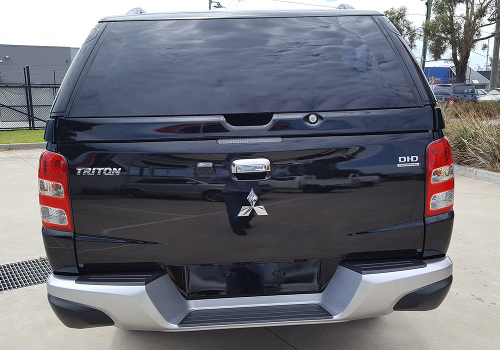 SMM Steel Canopy V4 Executive For Mitsubishi Triton MQ 2015+