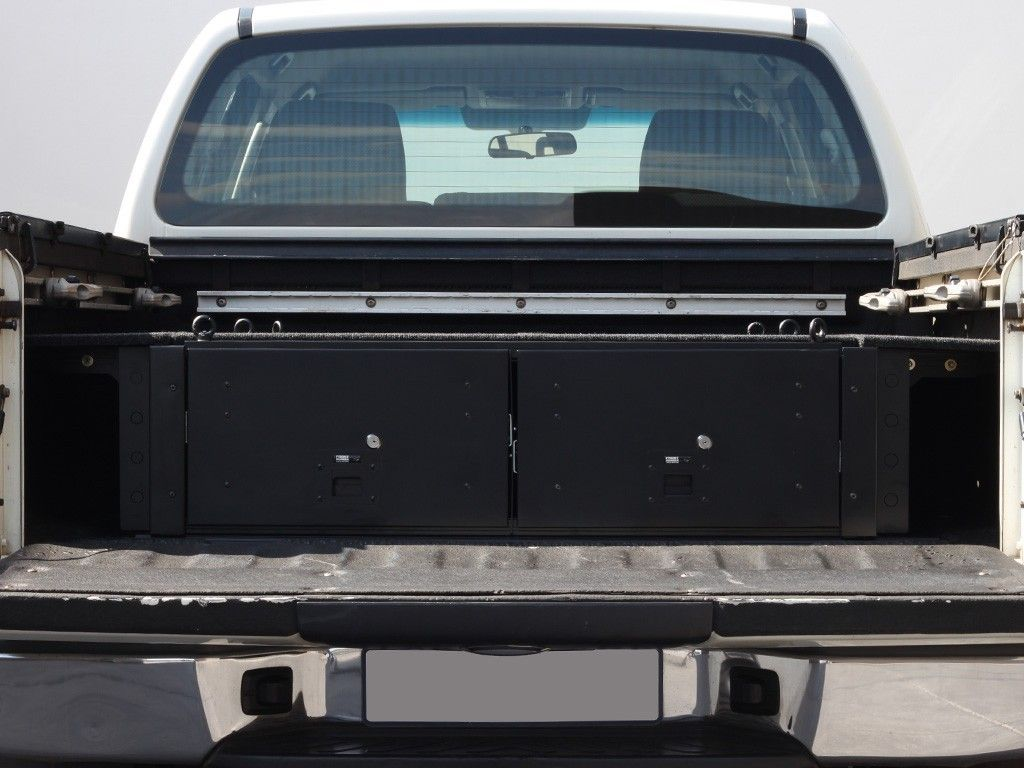Front Runner Drawer Kit For Nissan NAVARA D40 DC