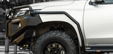 Piak Side Rails For Toyota Hilux Double Cab 2015+