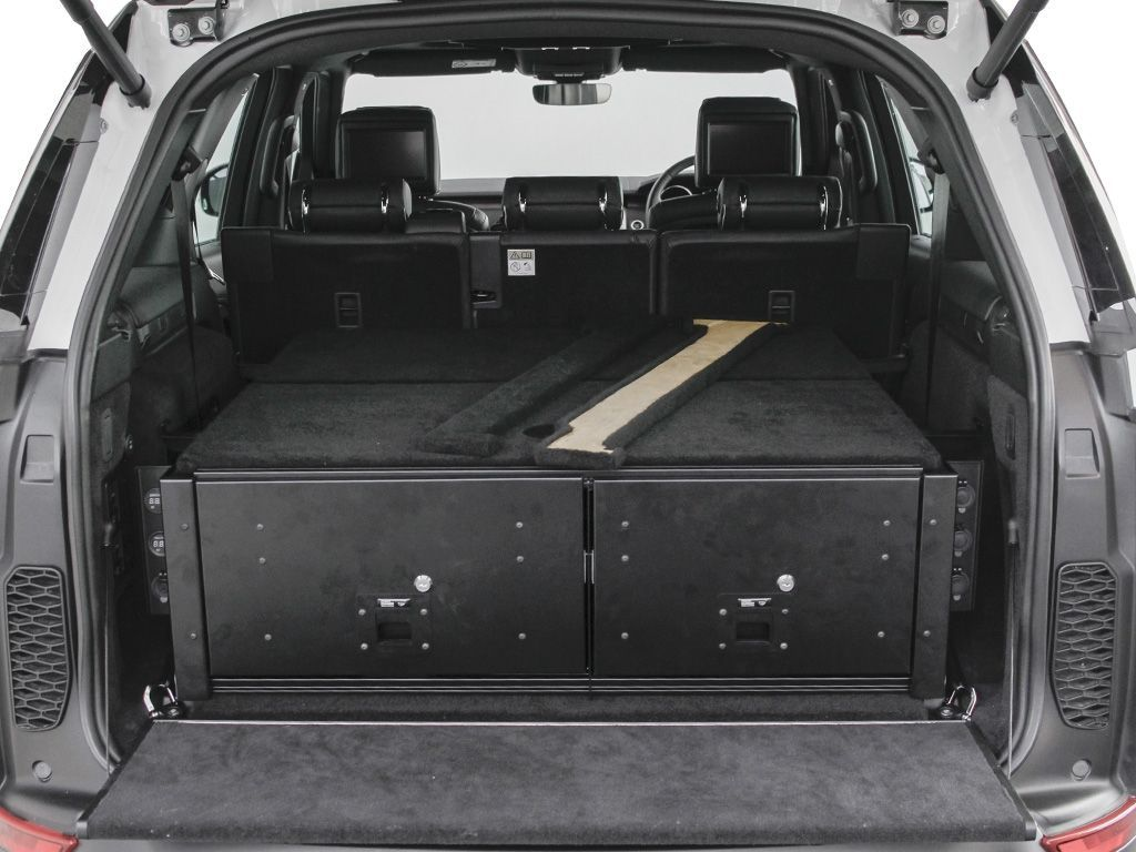 Front Runner Drawer Kit For Land Rover ALL NEW DISCOVERY 2017-Current