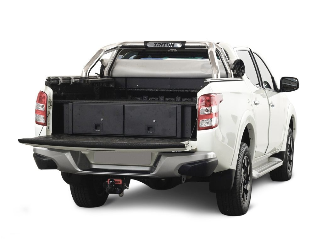 Front Runner Drawer Kit For Mitsubishi TRITON 2015-Current