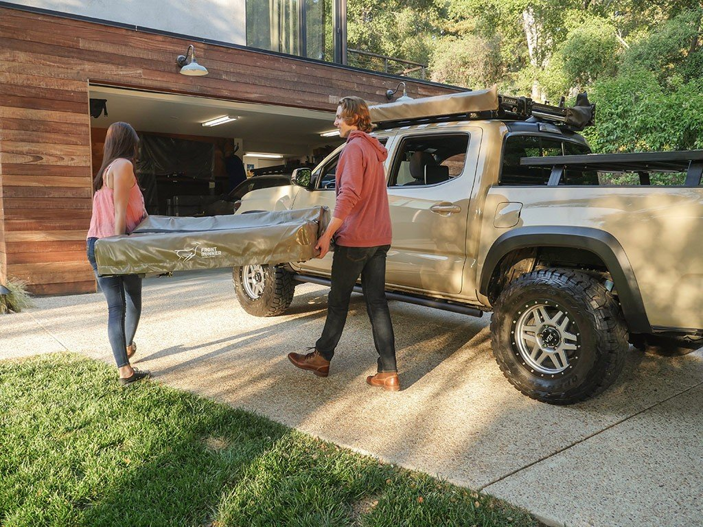 Quick Release Roof Top Tent Mount Kit - Fits ALL Rooftop Tents - by Front Runner Outfitters