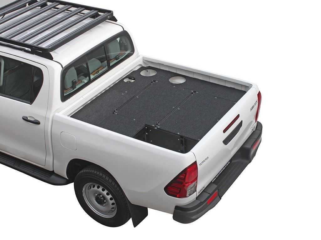 Front Runner Touring Drawer Kit for Toyota HILUX REVO DC 2016-Current