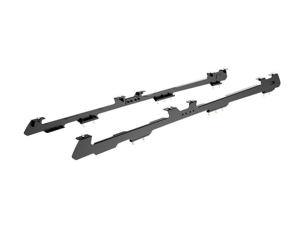 foot rails for Slimline II Roof Rack Kit for Toyota LAND CRUISER 100/LEXUS LX470 - by Front Runner Outfitters