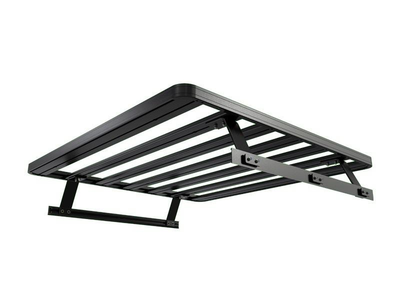 Front Runner Slimline II Load Bed Rack Kit For Toyota Tacoma (1995-2000) with side rails