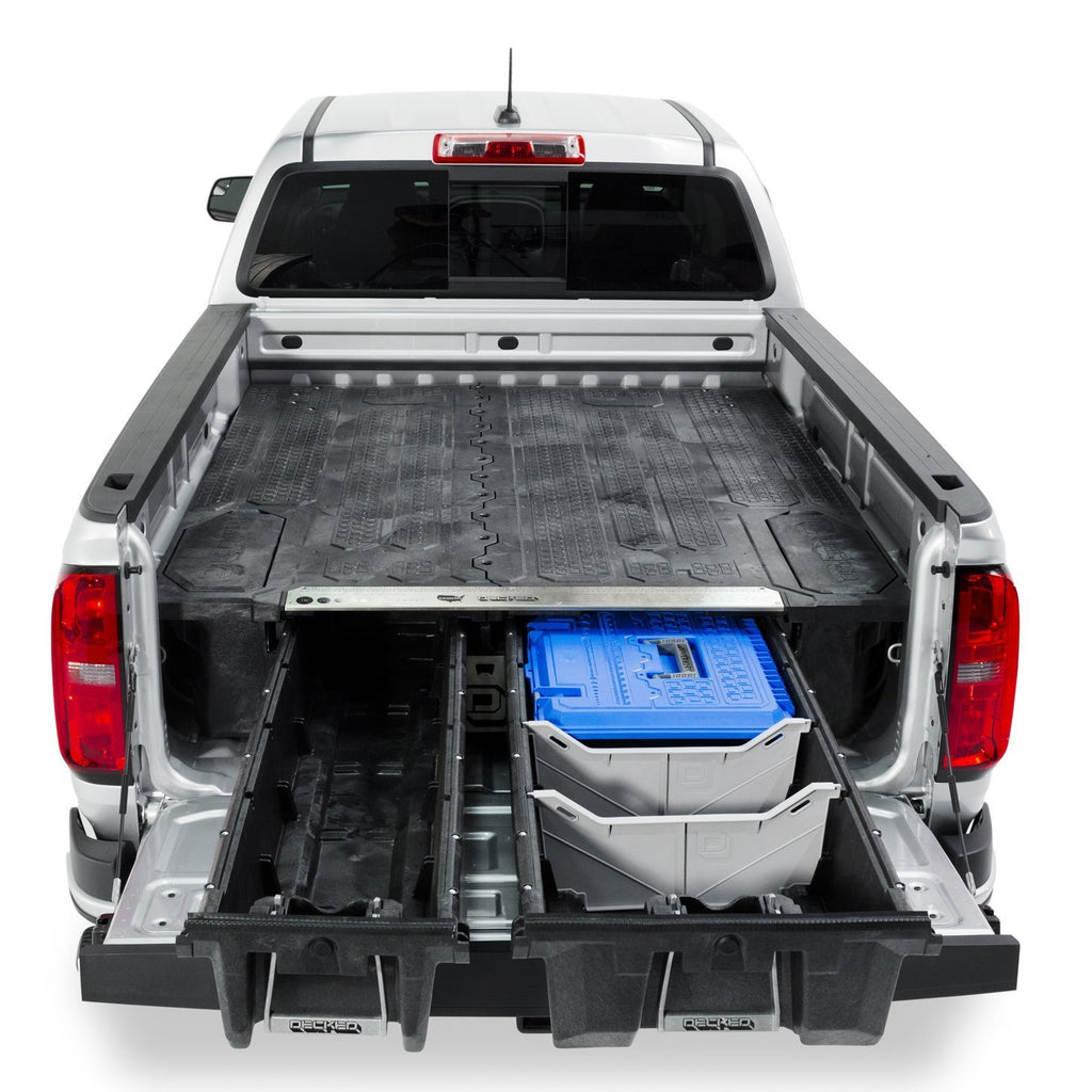 Decked Storage System For Mercedes Benz X-Class 2017+