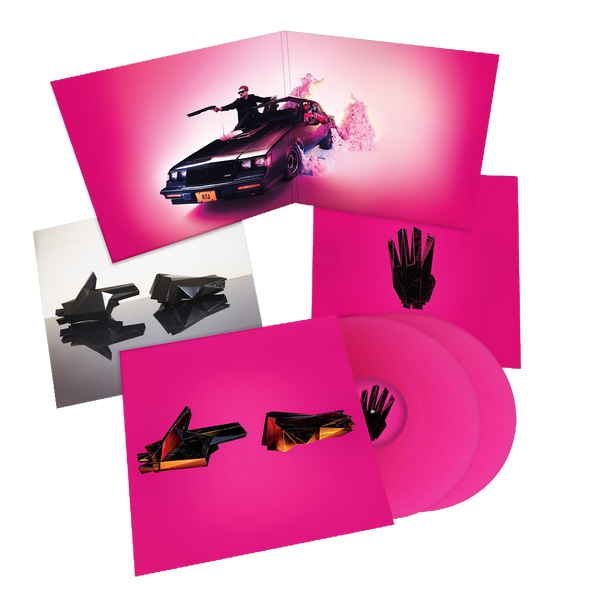 RTJ4:  2XLP + DIGITAL ALBUM