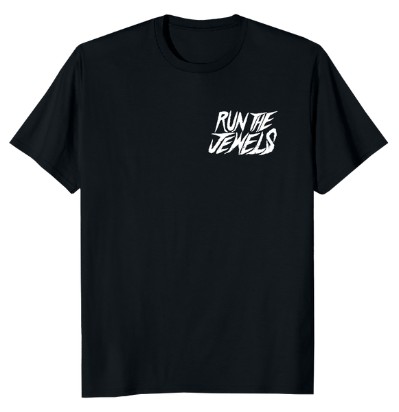 RTJ TYPE T-SHIRT (BLACK)