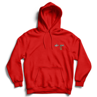 RTJ2 EMBROIDERED HOODIE