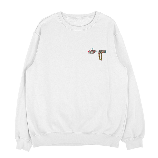 RTJ2 EMBROIDERED SWEATSHIRT