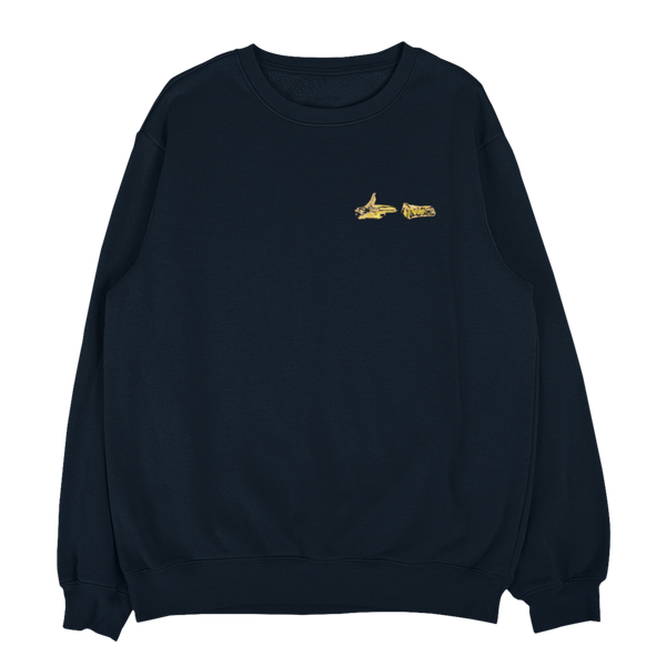 RTJ3 EMBROIDERED SWEATSHIRT