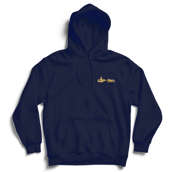 RTJ3 EMBROIDERED HOODIE