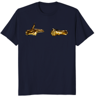 RTJ3 T-SHIRT (NAVY)
