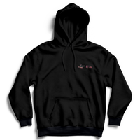 RTJ4 EMBROIDERED HOODIE