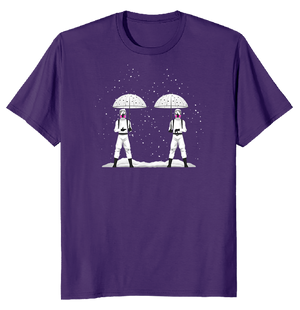 "WORLD ""TOUR"" T-SHIRT (PURPLE)"