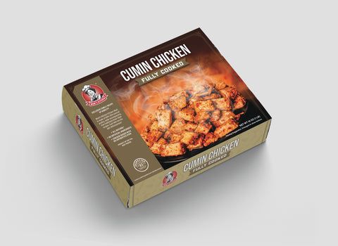 Cumin Chicken (Frozen) 1 LB