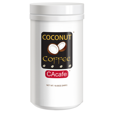 CAcafe Coconut Coffee 19.05oz