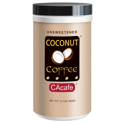 CAcafe Coconut Coffee Unsweetened 12.7oz