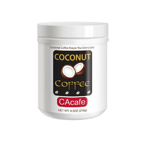 CAcafe Coconut Coffee 9.5oz