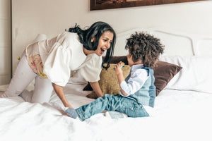 Making the Most of Every Minute of Being a Mom