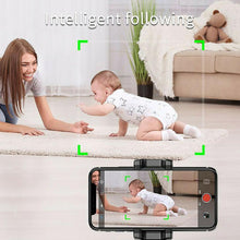 Load image into Gallery viewer, 360 DEGREE OBJECT/FACE TRACKING SMARTPHONE HOLDER - Life Health Love