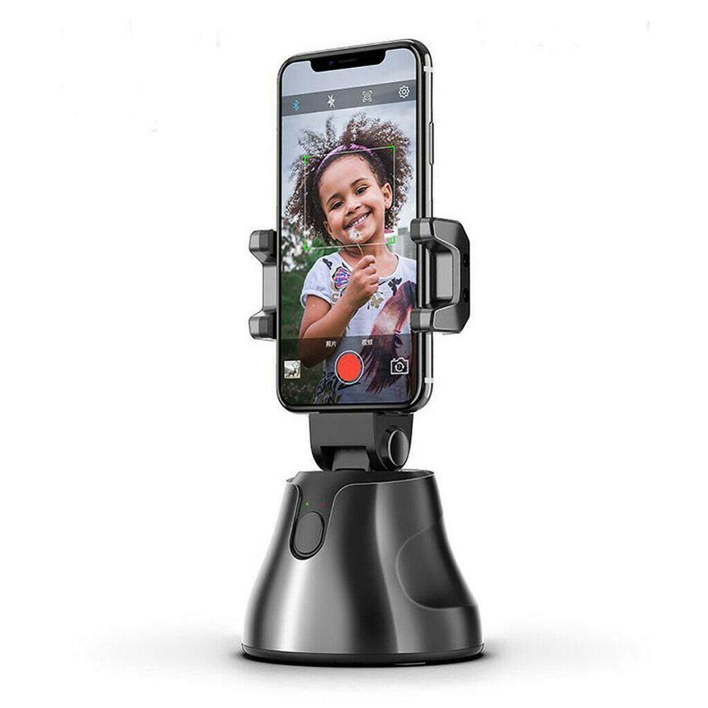 360 DEGREE OBJECT/FACE TRACKING SMARTPHONE HOLDER - Life Health Love