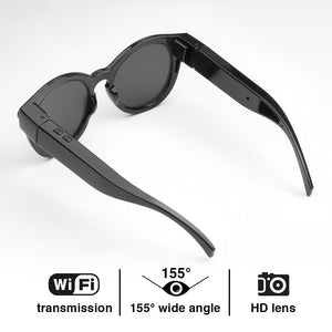 HD WIFI SMART CAMERA GLASSES - Life Health Love