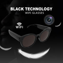 Load image into Gallery viewer, HD WIFI SMART CAMERA GLASSES - Life Health Love