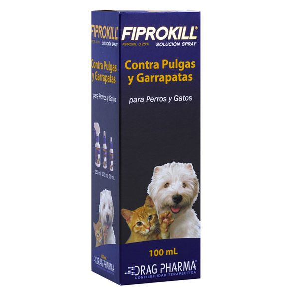 Fiprokill Spray 100 ML