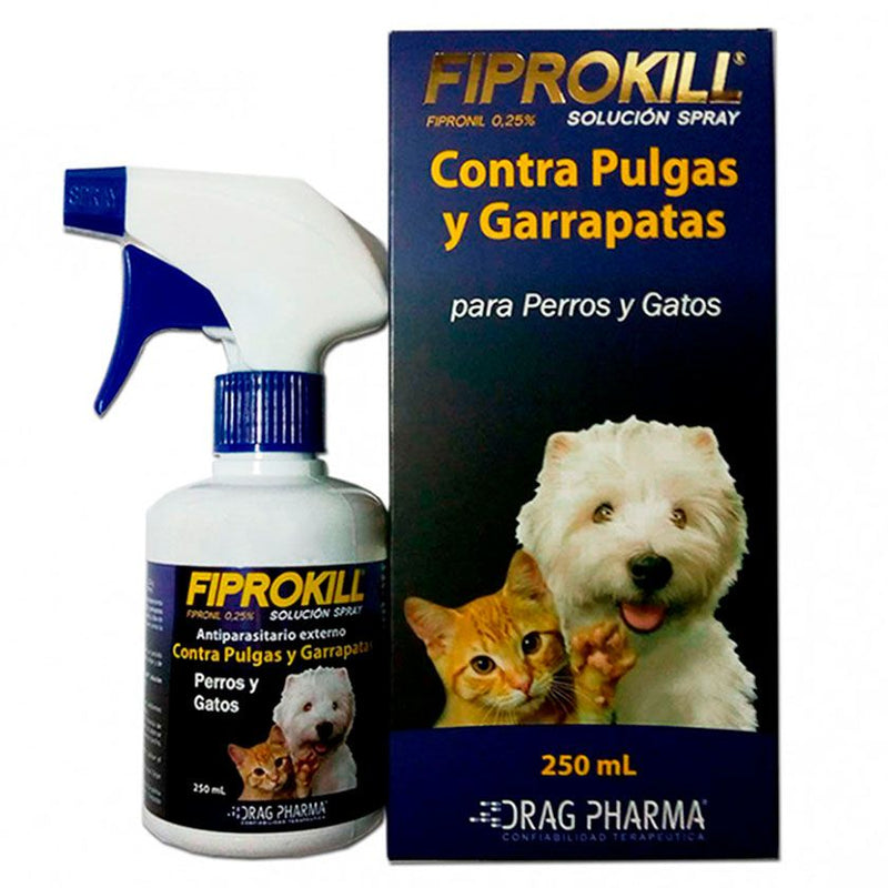 Fiprokill Spray 250 ML