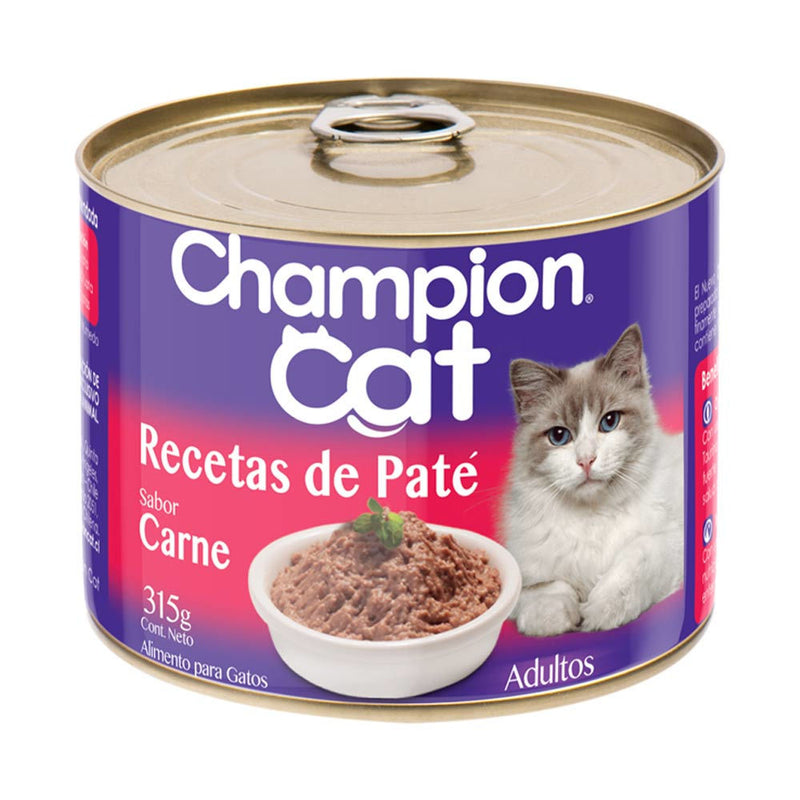 Champion Cat Lata Carne 315 GRS
