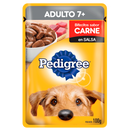 Pedigree Pouch Senior Carne 100 GRS