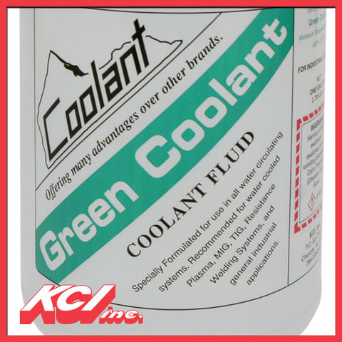 Green Coolant (Packs of 4)