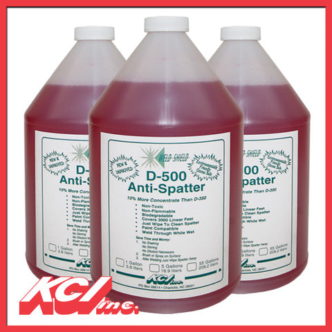 D500 1-Gallon (Packs of 4)