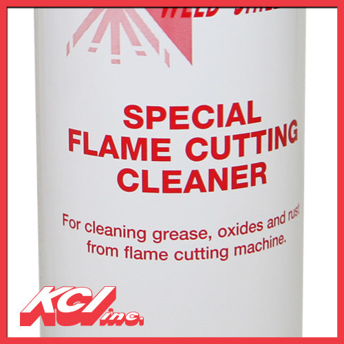 Flame Cutting Cleaner