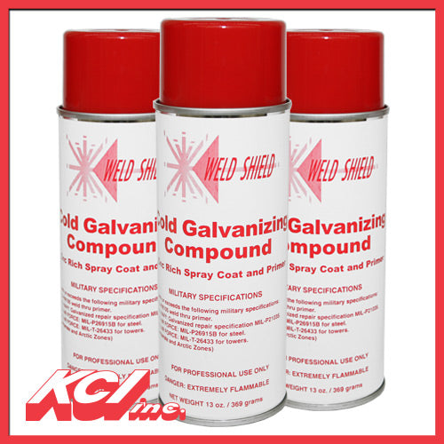 Cold Galvanizing Compound