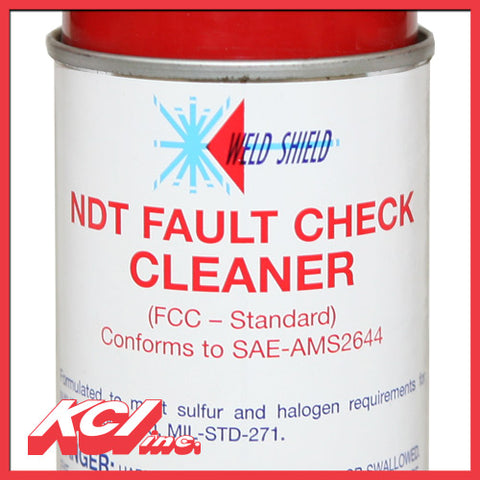 NDT Nuclear Cleaner