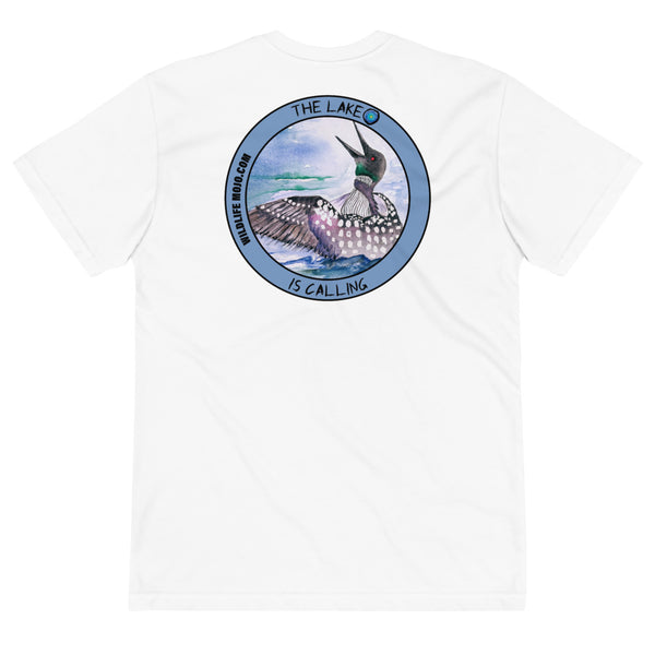Sustainable Lake is Calling T-Shirt