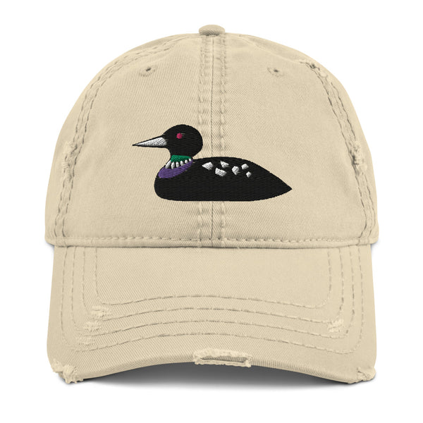 Distressed Loon Hat